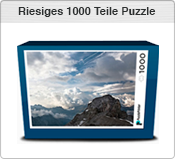 Riesiges 1000 Teile Puzzle